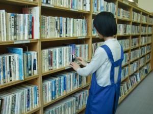 図書館ジョブトレ